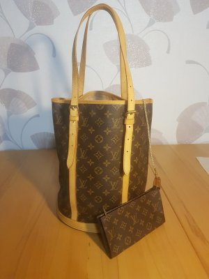 Original Louis Vuitton Bucket GM mit Pochette