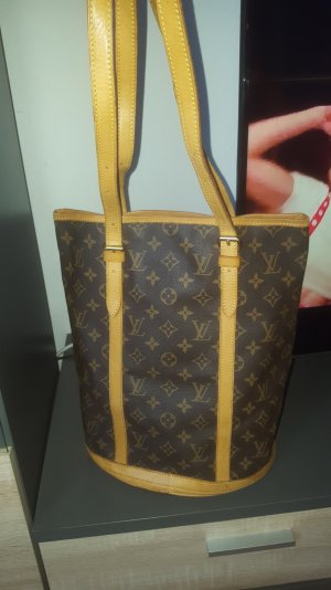 Original LOUIS VUITTON BUCKET GM Schultertasche