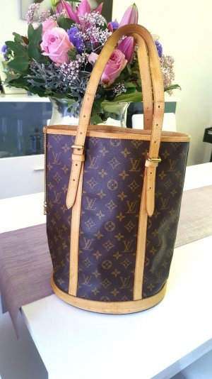 Louis Vuitton Handbag bronze-colored