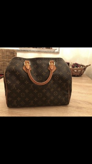 Louis Vuitton Bolso marrón-beige