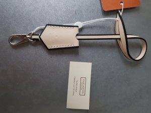Original Louis Vuitton Clochette Anhänger mit Karabiner NEU