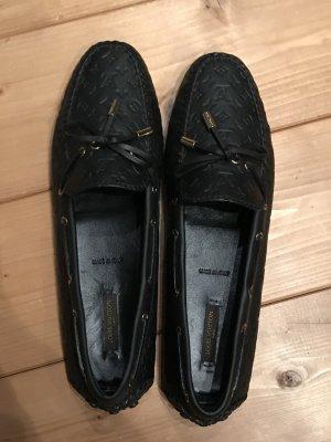 Original Louis Vuitton Damenschuhe Mokassins Größe 41