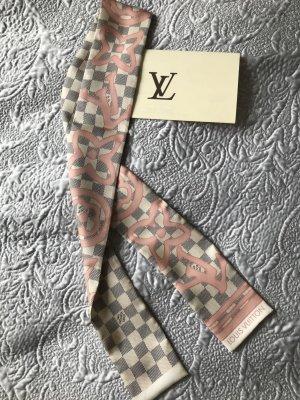 Original Louis Vuitton Damier Azur Bandeau Tahitienne Rose
