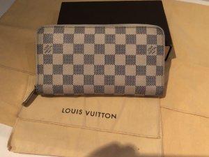 Original Louis Vuitton Damier  Azur Geldbörse