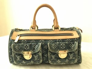 Original Louis Vuitton Denim Tasche
