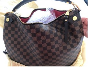 Original Louis Vuitton Duomo Hobo
