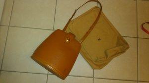 Original Louis Vuitton Epi Leather Cluny Shoulder Bag Braun Tasche