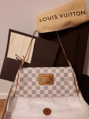 Original Louis Vuitton Eva Damier Azur