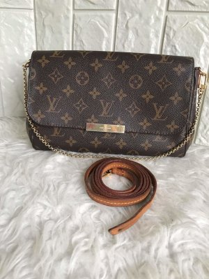original Louis Vuitton Favorite MM Monogram Canvas gebraucht. Akzeptabel Zustand
