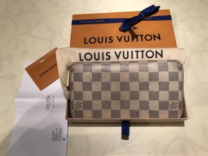 Original Louis Vuitton Geldbörse Full Set