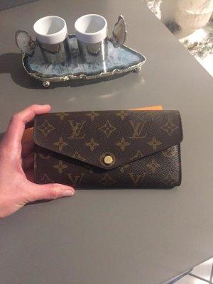 Original Louis Vuitton Geldbörse Sarah mit Rechnung