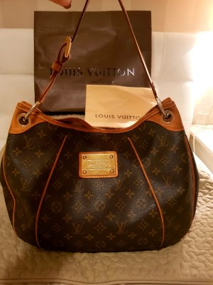 Louis Vuitton Bolso color oro-marrón