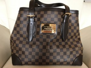 Original Louis Vuitton Hampstead MM Damier