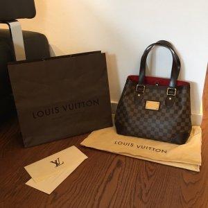 Original Louis Vuitton Hampstead PM Handtasche LV Tasche