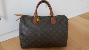 Original Louis Vuitton HandTasche Speedy 30 Canvas Monogram Luxus Monogramm