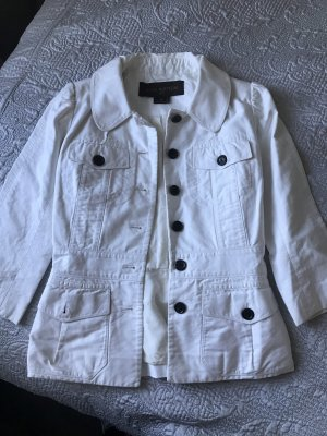 Original Louis Vuitton Jacke Blazer weiß 34 / 36