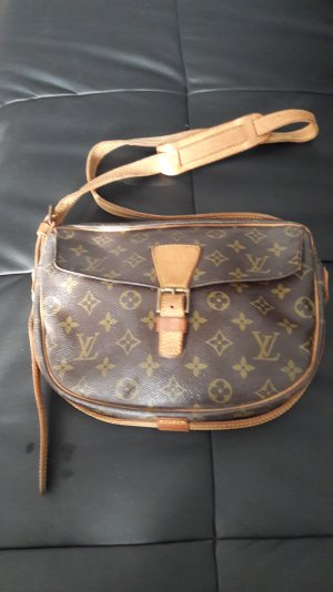 original Louis Vuitton Jeune Fille GM Monogram Canvas