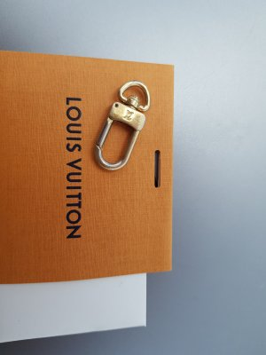 Louis Vuitton Key Chain gold-colored