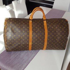 Original Louis Vuitton Keepall 60 Reisetasche.