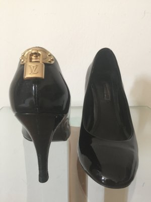Original Louis Vuitton Lackleder Pumps !