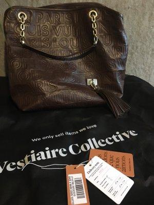 Original Louis Vuitton Leder Tasche