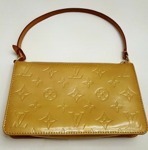 Original Louis Vuitton Lexington Vernis Gold Tasche.