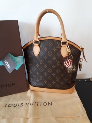 Original Louis Vuitton Lockit PM in Monogram Canvas
