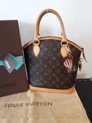 Original Louis Vuitton Lockit PM in Monogram Canvas
