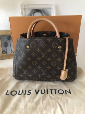 Original Louis Vuitton Montaigne BB Monogram
