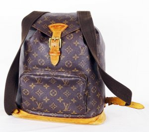 "ORIGINAL LOUIS VUITTON ""MONTSOURIS GM"" Rucksack / GROSS / AUSVERKAUFT"