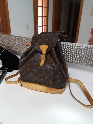 Original Louis Vuitton Montsouris MM Tasche