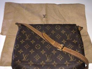 Original Louis Vuitton Musette Tango Shoulder Bag