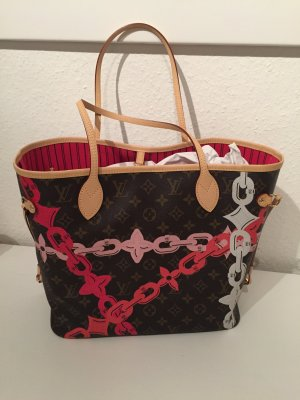 Original Louis Vuitton Neverfull Limited Edition