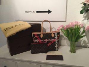 Original Louis Vuitton Neverfull Limited Edition