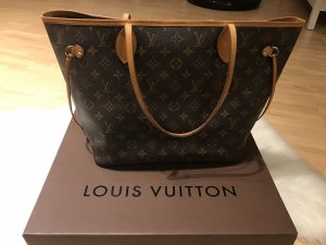 Louis Vuitton Bolso marrón claro-marrón