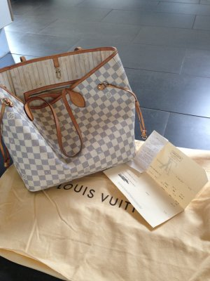 Original Louis Vuitton Neverfull MM