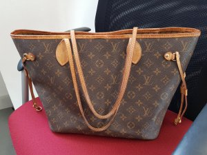 Original Louis Vuitton Neverfull MM Monogram Canvas & Staubbeutel