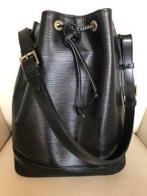 Louis Vuitton Pouch Bag black-gold-colored