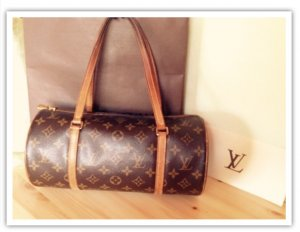 Original Louis Vuitton Papillion