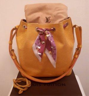 ORIGINAL Louis Vuitton petit Noe Tassil Gelb