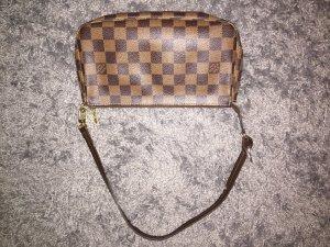 Louis Vuitton Mini sac brun noir