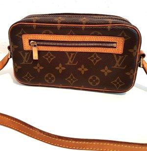 Original Louis Vuitton Pochette Cite Monogram / gut erhalten