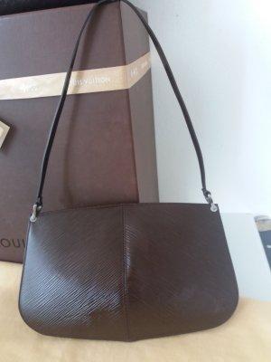 Louis Vuitton Pochette dark brown