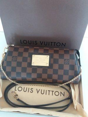 Original Louis Vuitton Pochette Eva Damier Ebene