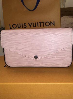 Louis Vuitton Bolso tipo pochette rosa claro-rosa