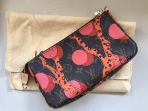 Original Louis Vuitton Pochette Monogram Ramages Canvas