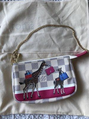 Original Louis Vuitton Pochette Tasche Giraffe Christmas Kollektion