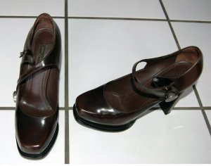 Original Louis Vuitton Pumps gr 39