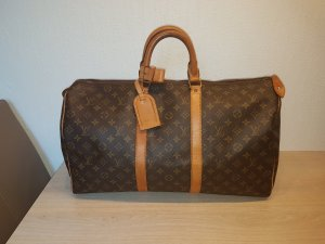 Original  Louis Vuitton Reisetasche Keepal  50