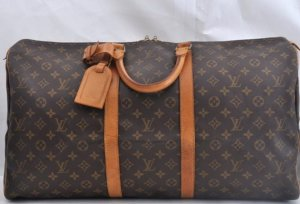 Original Louis Vuitton Reisetasche Keepall 55